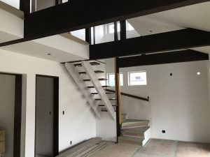 フライト階段