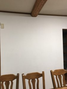 DIY壁塗り