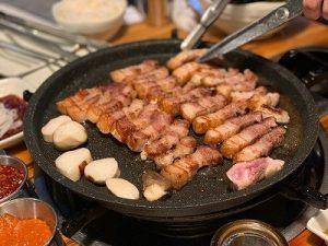 韓国BBQ